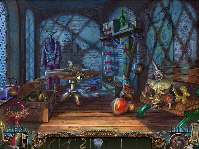 Dark Tales: Edgar Allan Poe's The Gold Bug large screenshot