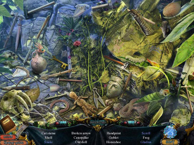 Amaranthine Voyage: The Tree of Life Collector's Edition large screenshot