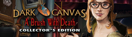 Dark Canvas: A Brush with Death Collector's Edition screenshot