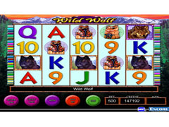 IGT Slots Wild Wolf Screenshot 1