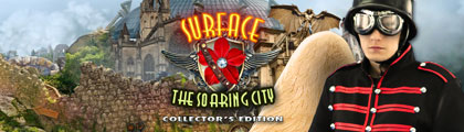 Surface: The Soaring City Collector's Edition screenshot