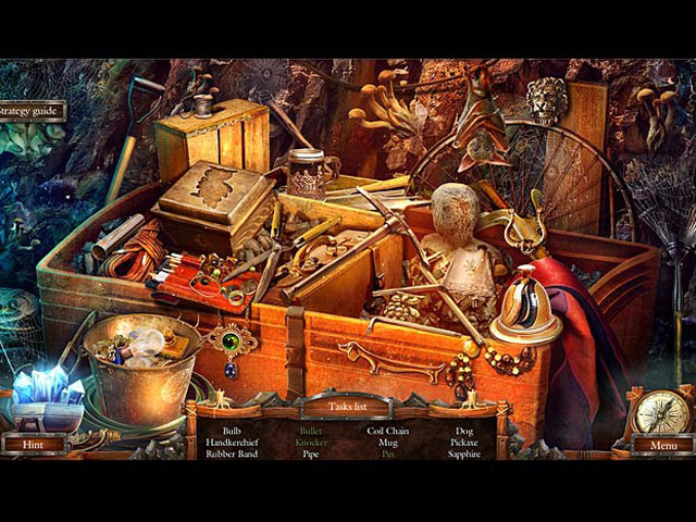 Grim Tales: The Stone Queen Collector's Edition large screenshot