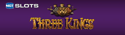 IGT Slots Three Kings screenshot
