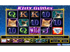 IGT Slots Kitty Glitter thumb 1
