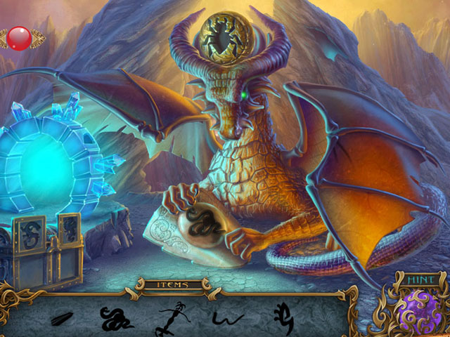 Spirits of Mystery: The Dark Minotaur Collector's Edition large screenshot
