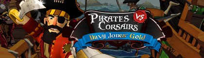 Pirates vs Corsairs: Davey Jone's Gold screenshot