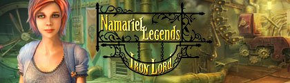 Namariel Legends: Iron Lord Collector's Edition screenshot