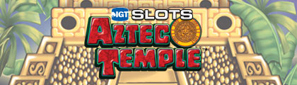 IGT Slots Aztec Temple screenshot