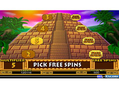 IGT Slots Aztec Temple Screenshot 2