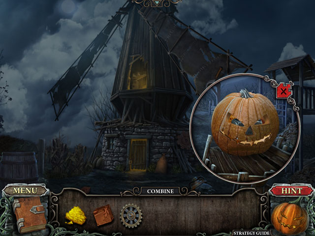 Cursed Fates: The Headless Horseman Collector's Edition large screenshot