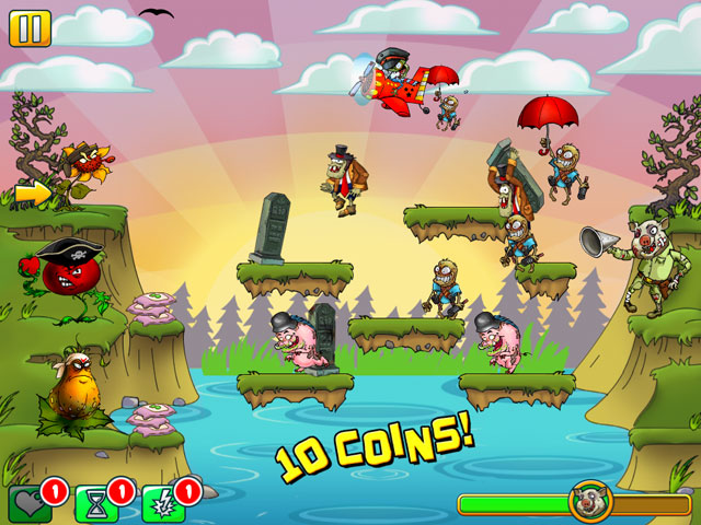 I Am Vegend - Zombiegeddon Screenshot 1