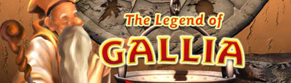 Legend of Gallia screenshot