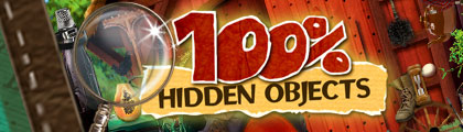100% Hidden Object screenshot