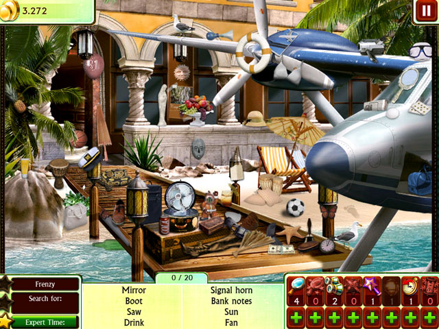 100% Hidden Object Screenshot 1
