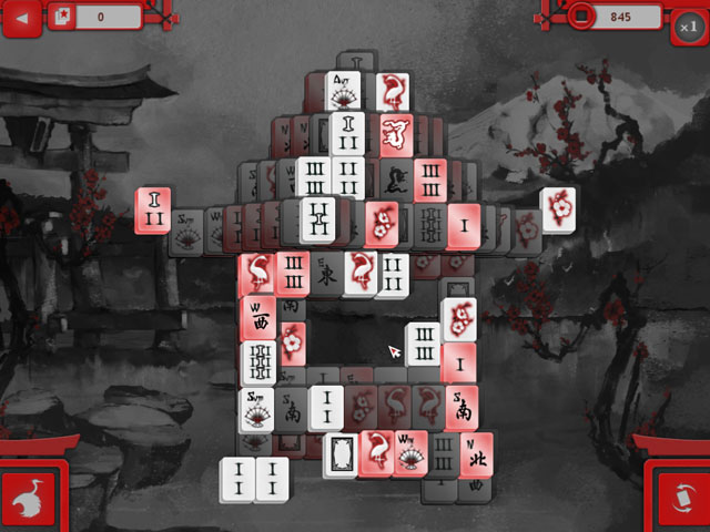 Asian Mahjong large screenshot
