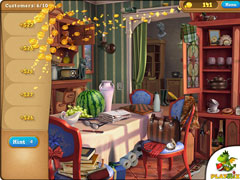 Gardenscapes 2 Screenshot 1