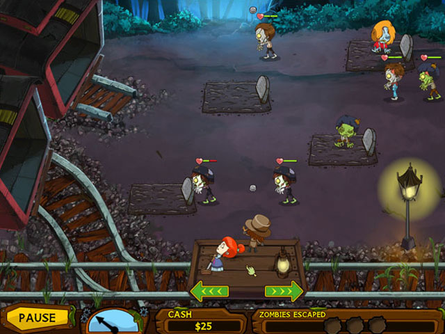 Grave Mania: Pandemic Pandemonium large screenshot