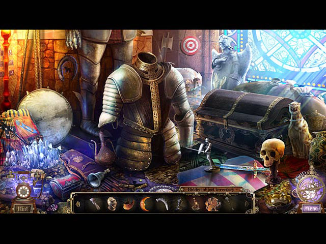 Detective Quest: The Crystal Slipper Collector's Edition large screenshot