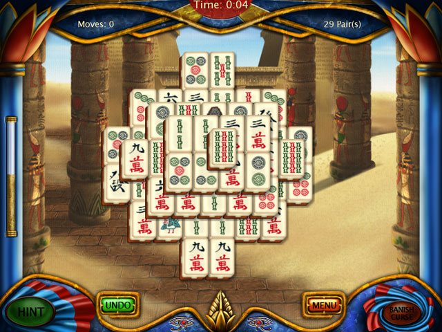 Art Mahjongg Egypt large screenshot