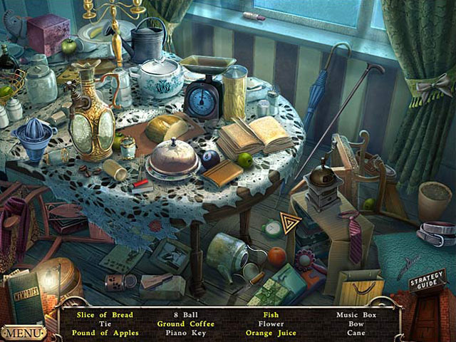 Mysteries of the Mind: Coma Collector's Edition large screenshot