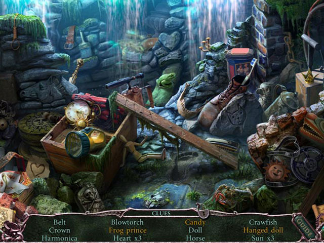 Mystery of the Ancients: Curse of the Black Water Collector's Edition large screenshot