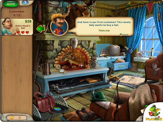 Barn Yarn large screenshot