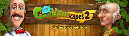 Gardenscapes 2 Collector's Edition screenshot