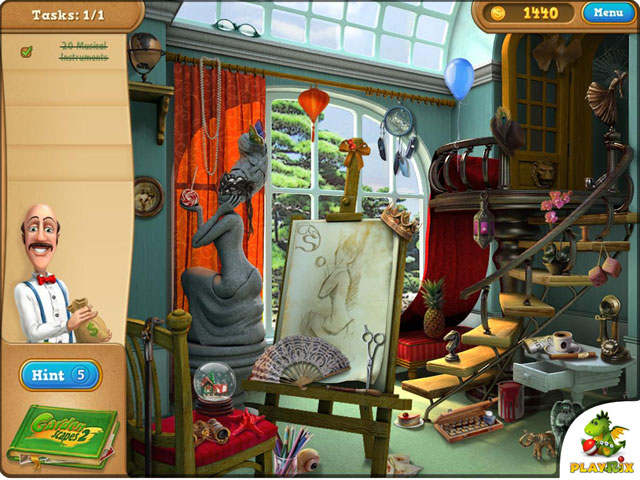 Gardenscapes 2 Collector's Edition Screenshot 1