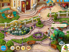 Gardenscapes 2 Collector's Edition Screenshot 2