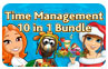 Download Time Management 10 in 1 Bundle Game