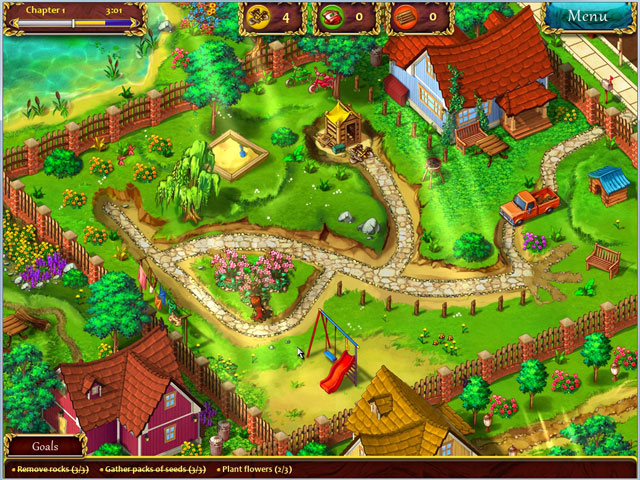 Gardens Inc. - From Rakes to Riches large screenshot
