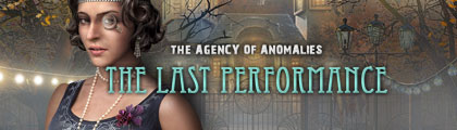 The Agency of Anomalies: The Last Performance screenshot