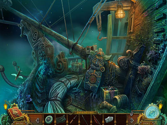 Mayan Prophecies: Ship of Spirits large screenshot