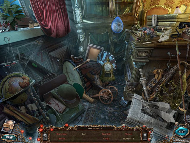 Sacra Terra: Kiss of Death Collector's Edition large screenshot