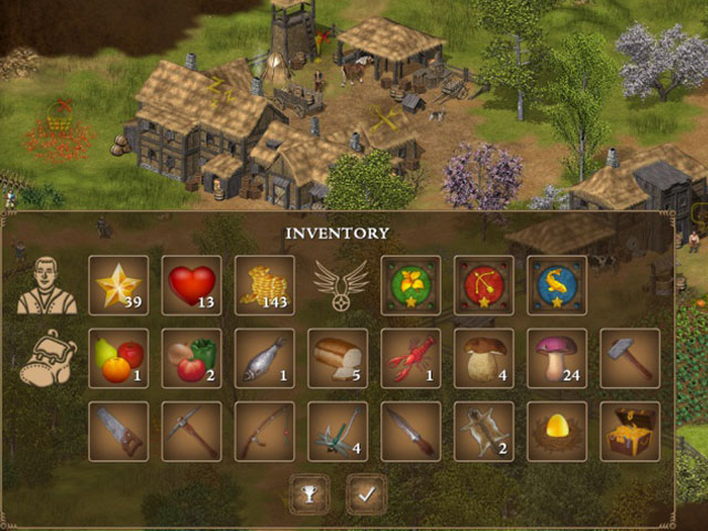 Hero of the Kingdom large screenshot