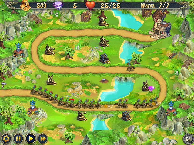 Royal Defense Screenshot 1