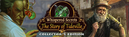 Whispered Secrets: The Story of Tideville Collector's Edition screenshot