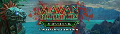 Mayan Prophecies: Ship of Spirits Collector's Edition screenshot