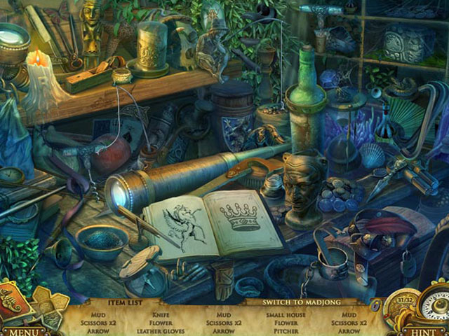 Mayan Prophecies: Ship of Spirits Collector's Edition large screenshot