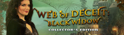 Web of Deceit: Black Widow Collector's Edition screenshot
