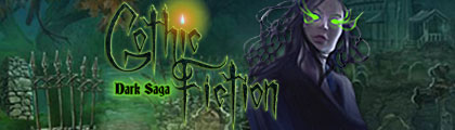Gothic Fiction: Dark Saga screenshot
