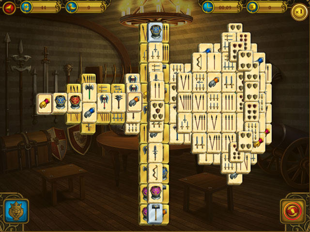 Mahjong Royal Towers large screenshot