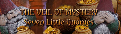 The Veil Of Mystery: Seven Little Gnomes screenshot