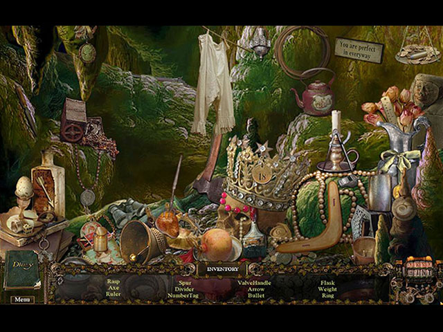 The Veil Of Mystery: Seven Little Gnomes large screenshot