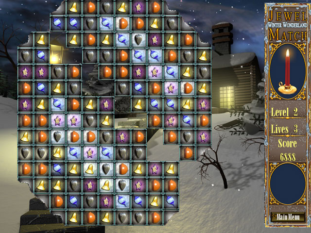 Jewel Match: Winter Wonderland large screenshot