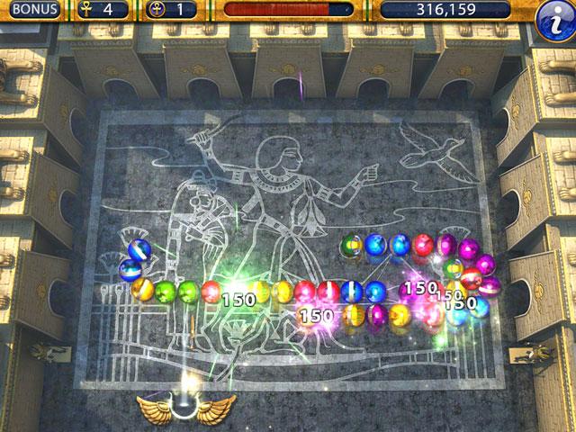 بوابة بدر: لعبة الاقصر المسلية نسخة جديدة Luxor v12.11.05.0001,2013 screen_3.jpg