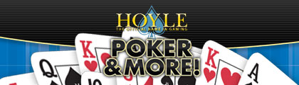 Hoyle Poker & More screenshot
