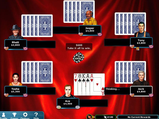 Hoyle Poker & More large screenshot