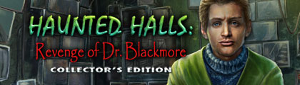 Haunted Halls: Revenge of Doctor Blackmore Collector's Edition screenshot