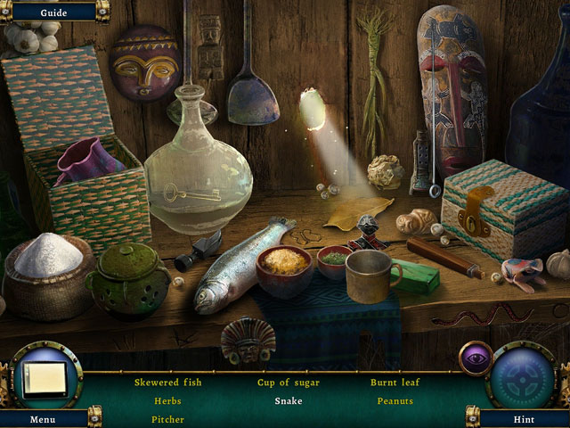 Botanica: Into the Unknown Collector's Edition large screenshot